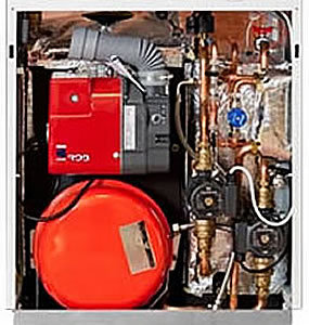 Oil-fired boiler servicing in Gloucestershire and Worcestershire